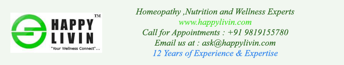 Happy Livin- Classical Homeopathy  , Diet & Nutrition experts