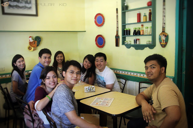 Food trip buddies in Gourmet Palate's