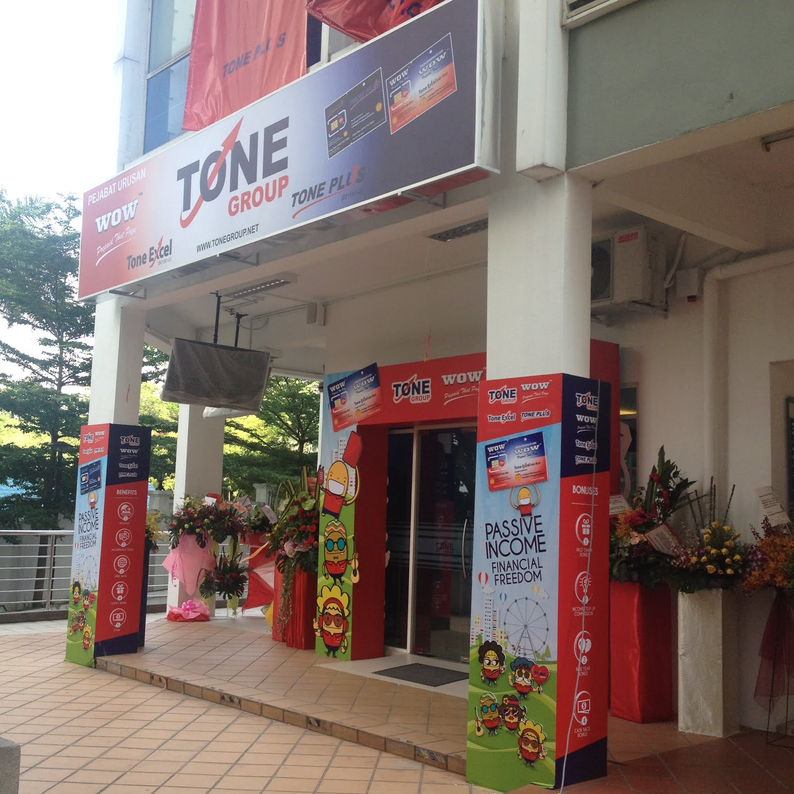 Pejabat Tone Group (HQ)