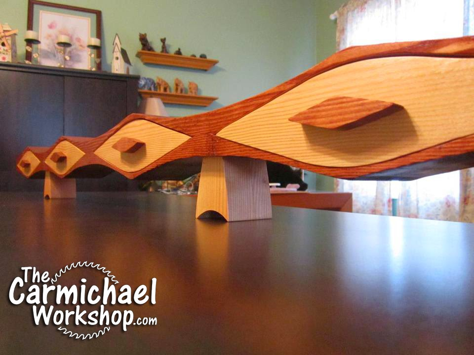 The Carmichael Workshop: Project Plans