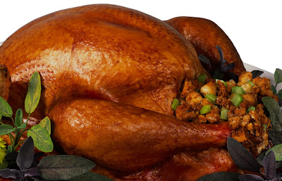 Christmas recipe turkey with fresh black truffles tuber christmas forumfinder Image collections