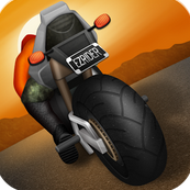 highway rider apk game cover