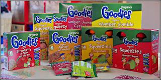 Organix Goodies