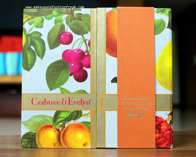 Crabtree & Evelyn Tarocco Orange, Eucalyptus & Sage Little Luxuries