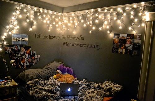 Universo de um geek decora o tumblr quartos for Cuarto estilo tumblr
