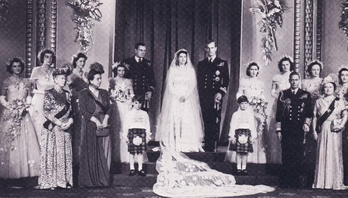 Habitually Chic 174 A Royal Bridesmaid