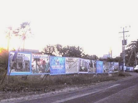 Banner Perumahan Bunga Residence