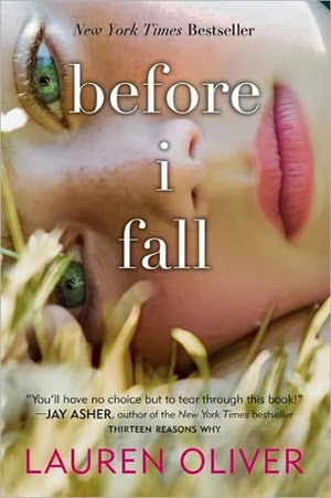 Before I Fall Lauren Oliver's best seller