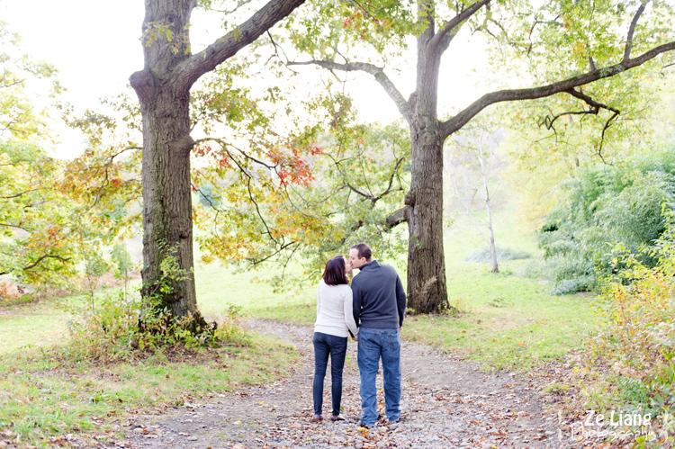 erin patrick boston arnold arboretum engagement session 14