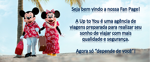 Viajar é com a Up To You
