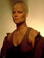 Sigourney Weaver en Alien 3