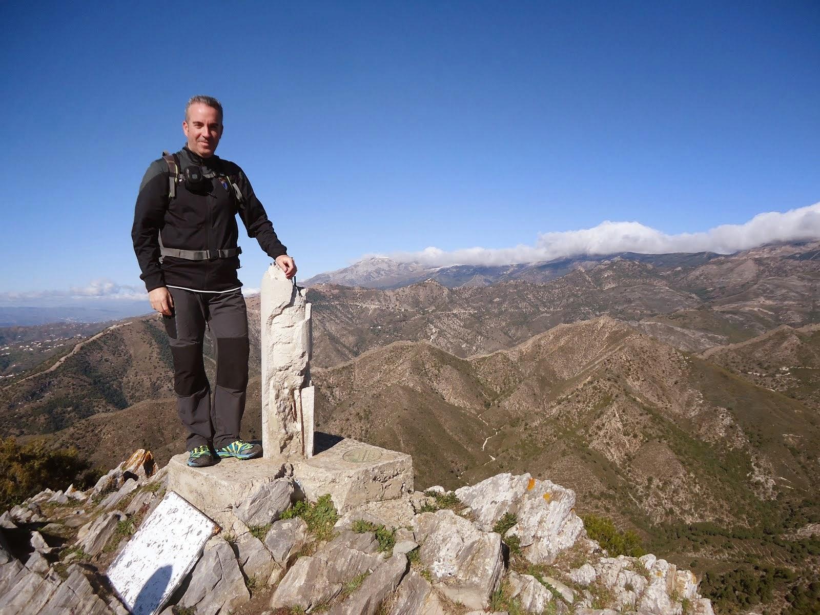 Cerro El Fuerte (983 mts)