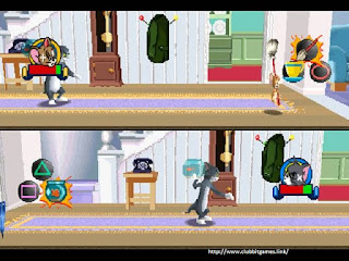 LINK DOWNLOAD GAMES Tom and Jerry in House Trap PS1 FOR PC CLUBBIT