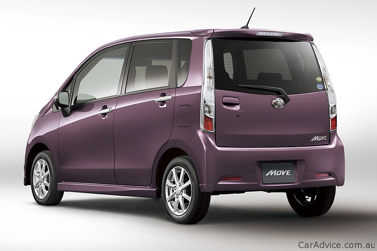 Daihatsu Move 2013 Price in Pakistan, Features & Pictures