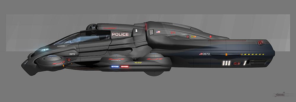 chris stoski police cruiser concept vehicle. Black Bedroom Furniture Sets. Home Design Ideas