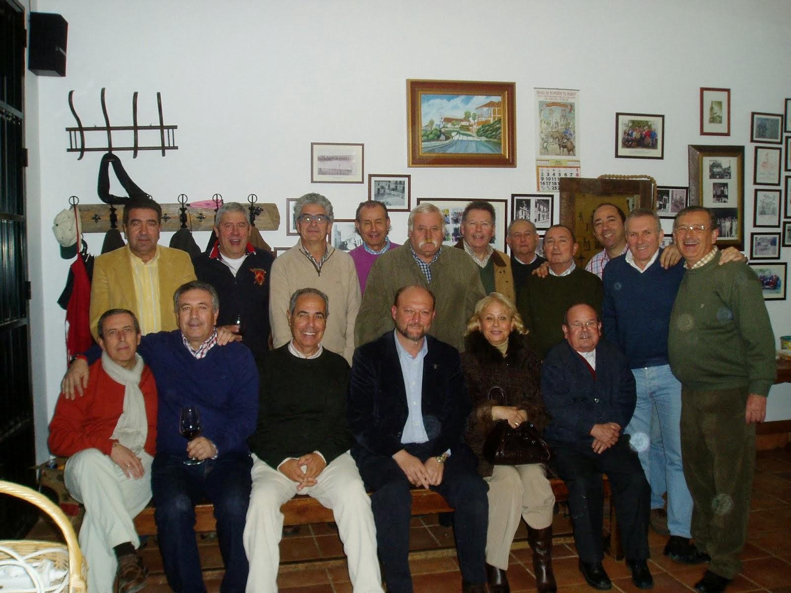 Conferencia de  Antonio Pradas Torres