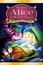 Watch Alice in Wonderland (1951) Movie Online