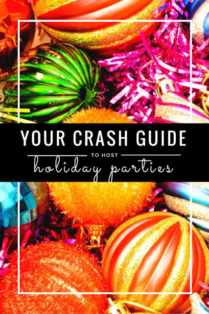 A great eBay guide on how to host...and survive... your next holiday party!