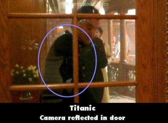 Mistakes in Movie Titanic
