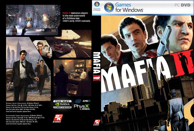 تحميل لعبة Mafia 2 برابط واحد مباشر