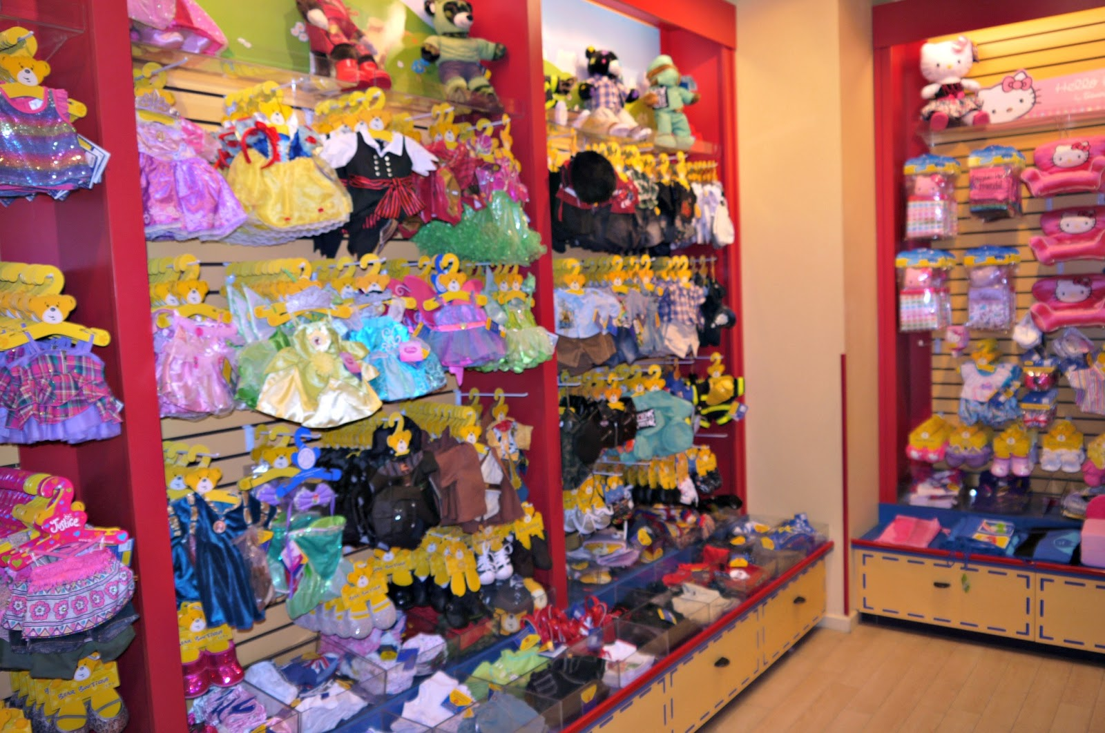 Build A Bear Amazing Accessories