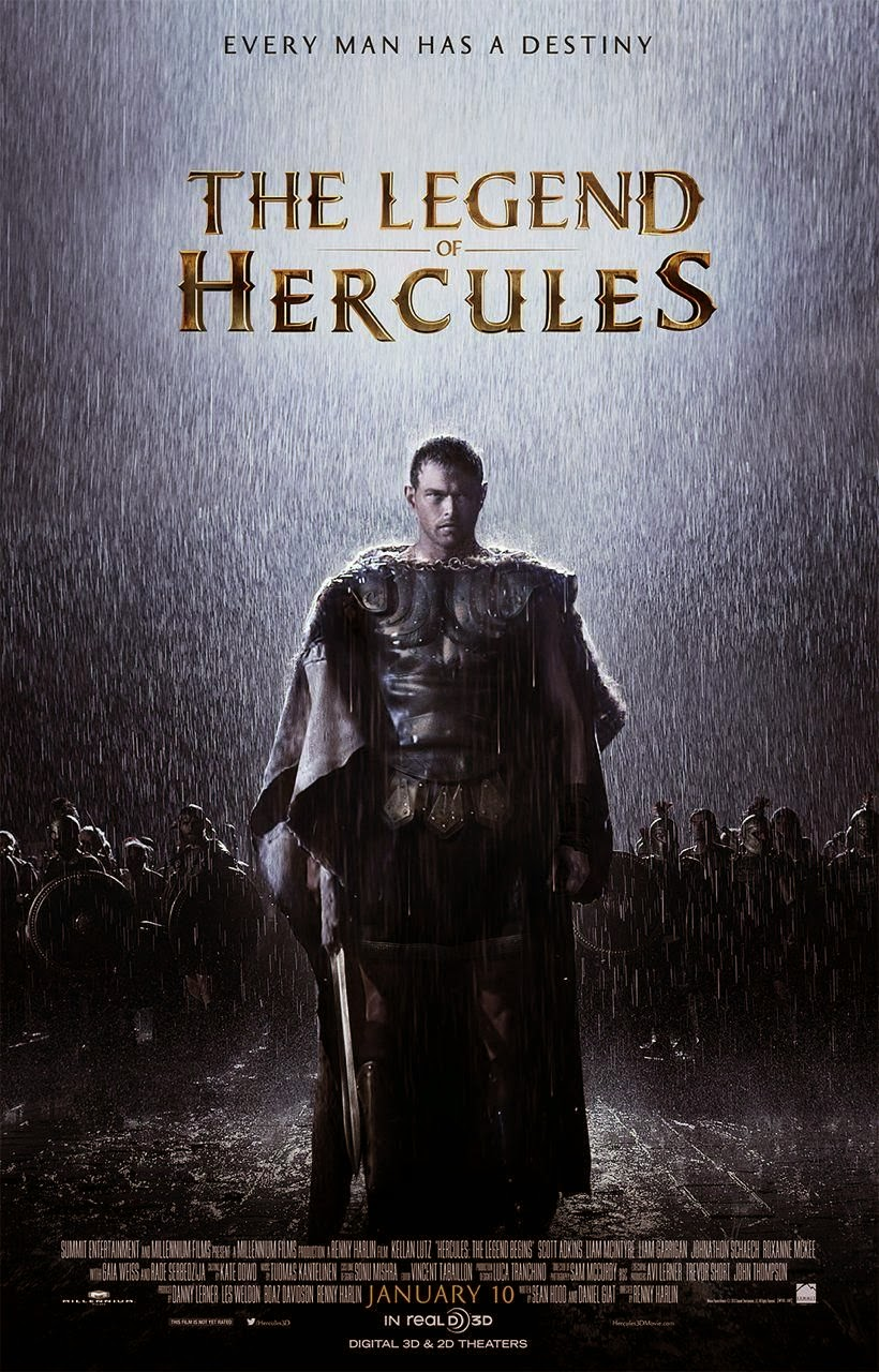 Legend of Hercules movie review