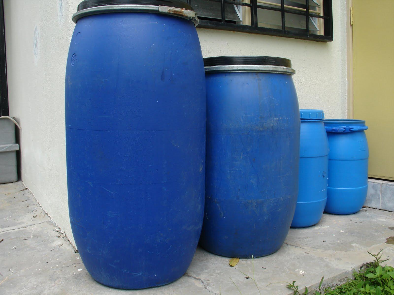 Tong Simpanan Air Amat Sesuai Untuk Simpanan Air
