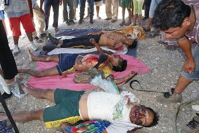 genocio amazonia nativos peru