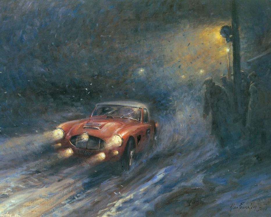 Alan Fearnley - Page 2 Alan+Fearnley+1942+-+British+Formula+One+painter+-+Tutt%27Art@+-+%2834%29