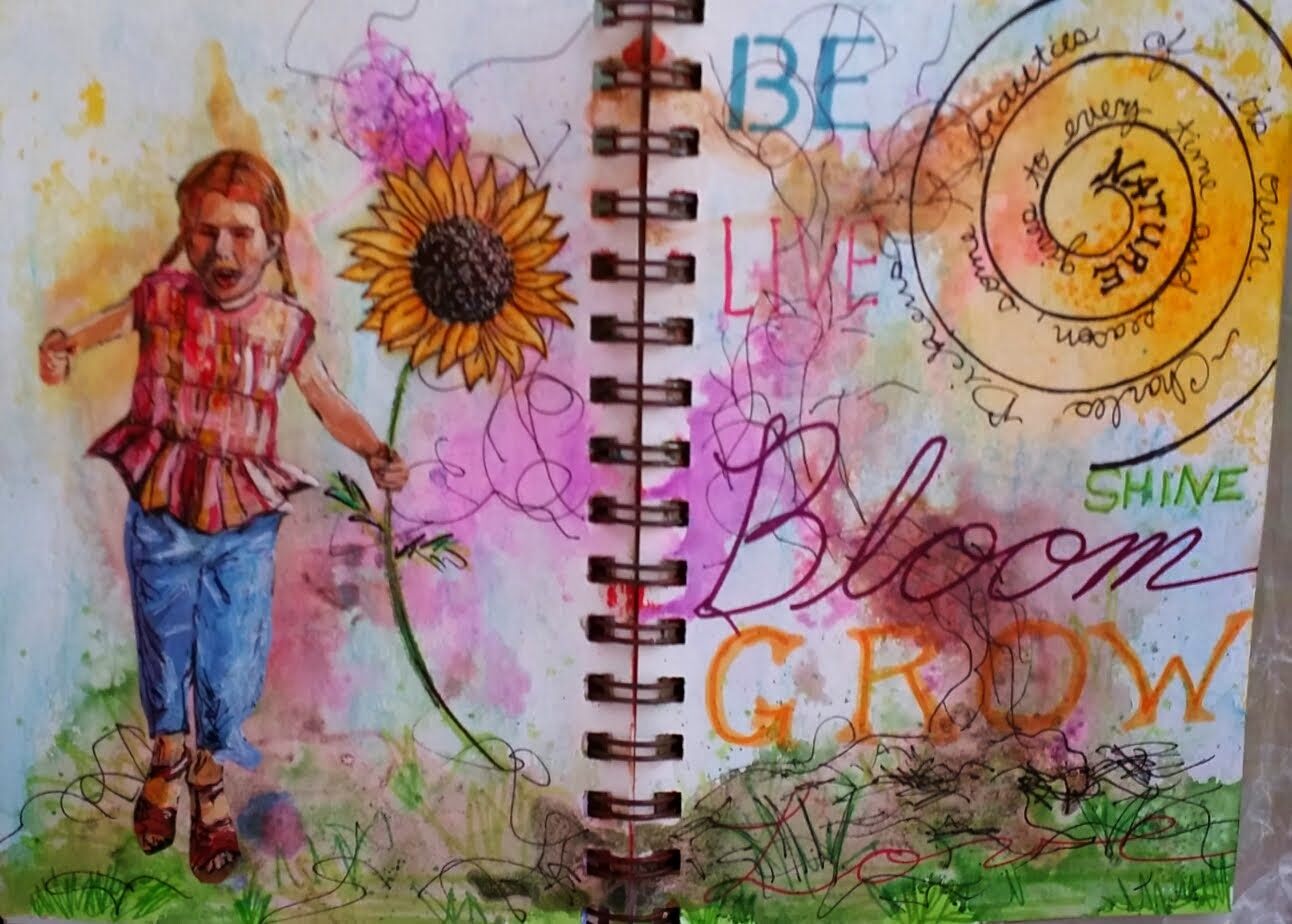 Be, Live, Bloom