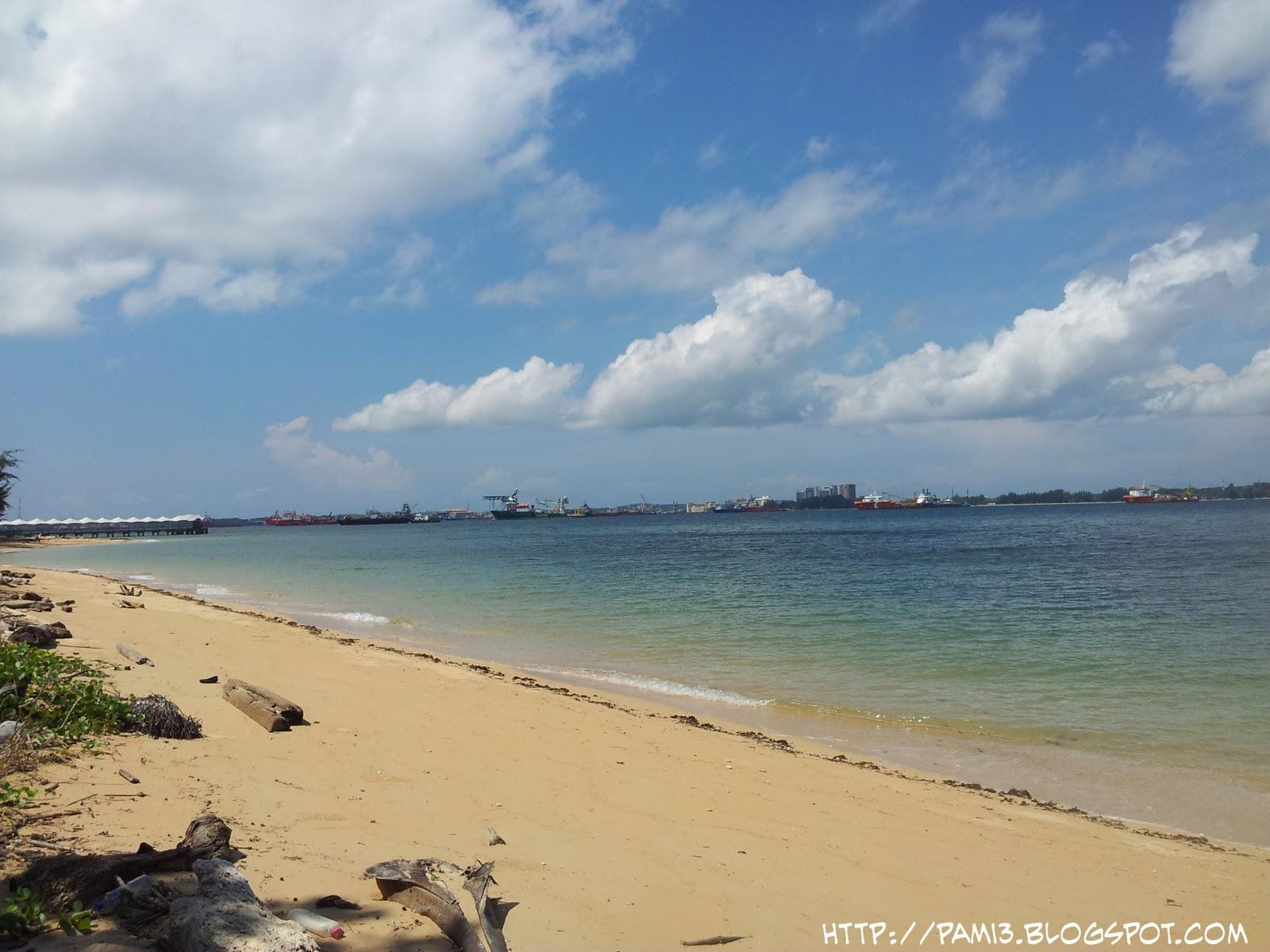 Koleksi Gambar Menarik dari Pulau Papan, W.P.Labuan