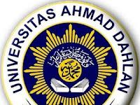 Pengumuman hasil seleksi PMB UAD Yogyakarta Tahun 2012/2013