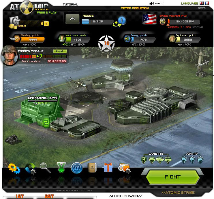best online facebook games