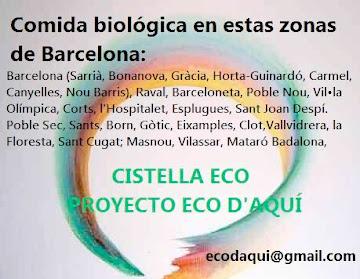Alimentación Biológica de cercanía en Barcelona