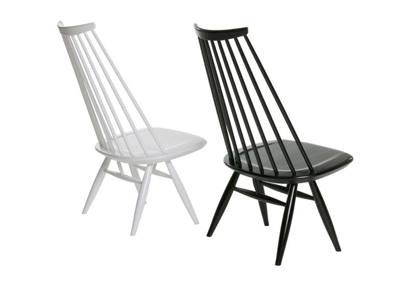 Ilmari Tapiovaaran Mademoiselle lounge tuolit