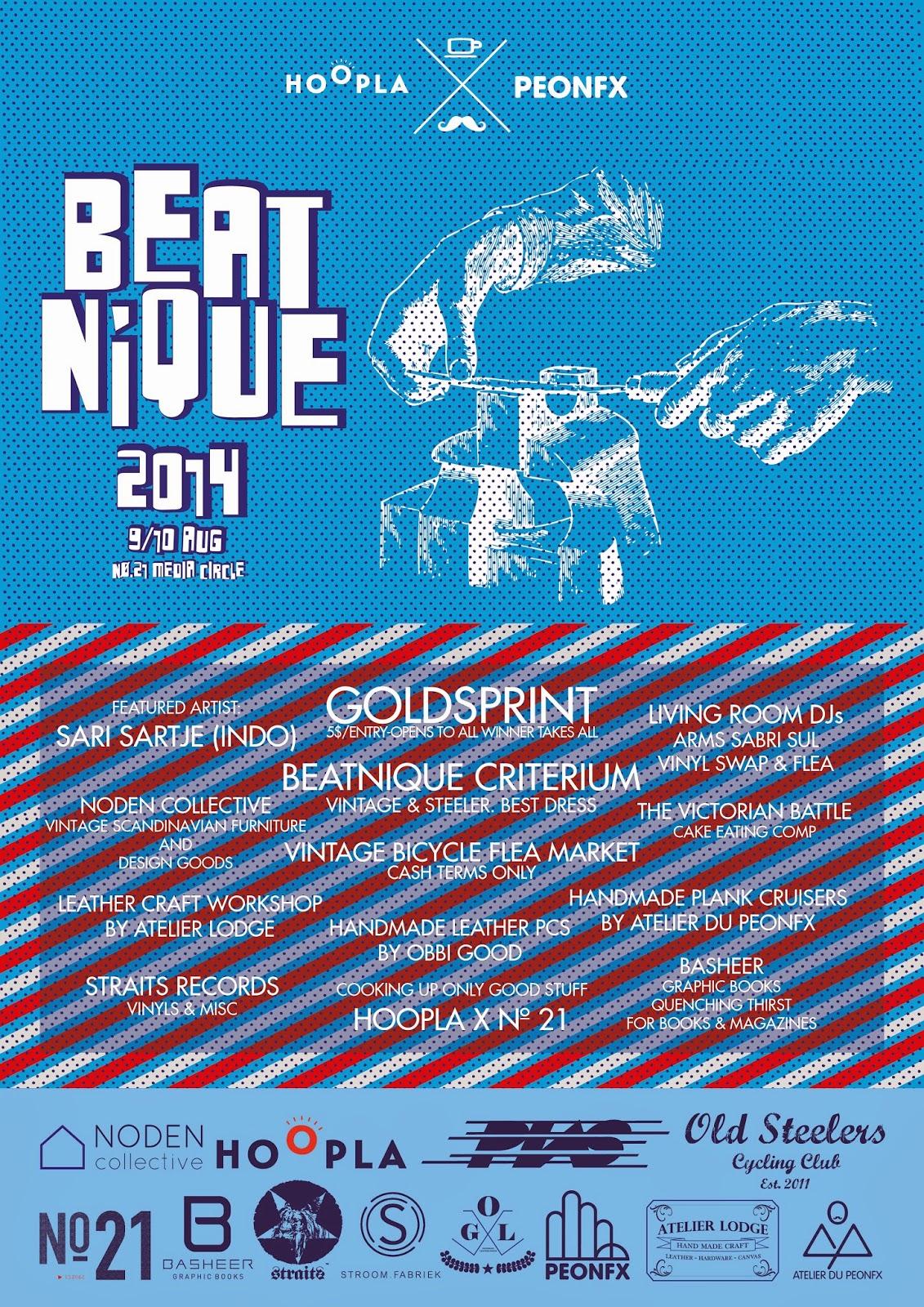 Beatnique 2014