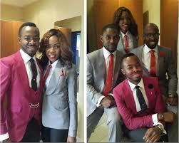 Oc Ukeje and Kemi Lala Akindoju