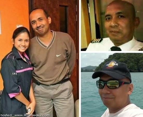 Gambar dan Biodata Kapten Zaharie Pilot Pesawat MAS MH370