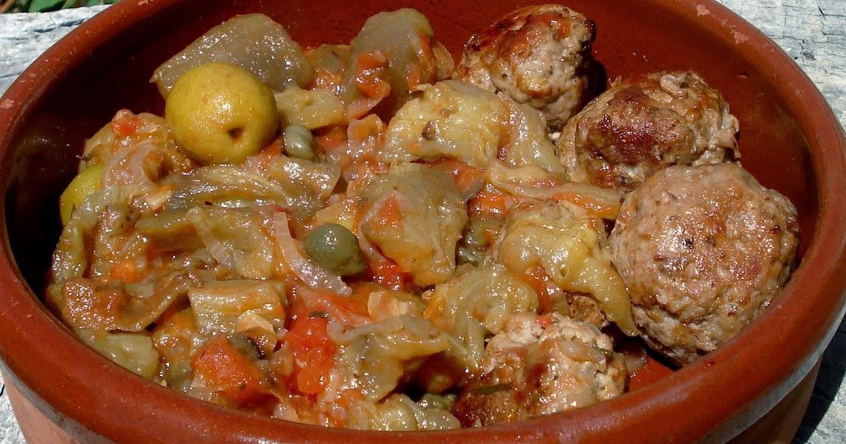 Sabores s cores caponata e alm ndegas de cordeiro jamie for Cocina 5 ingredientes jamie oliver