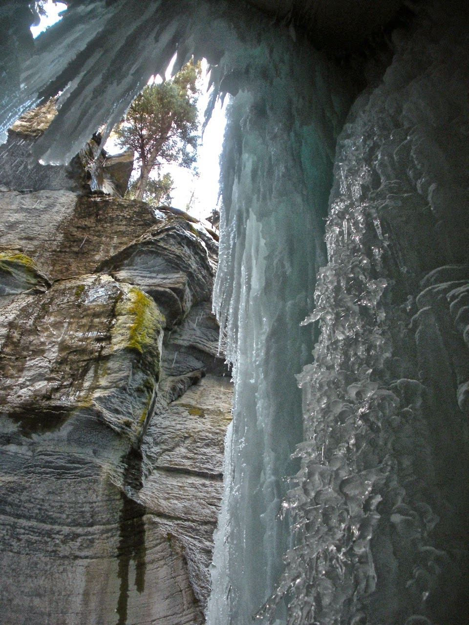 maligne canyon queen