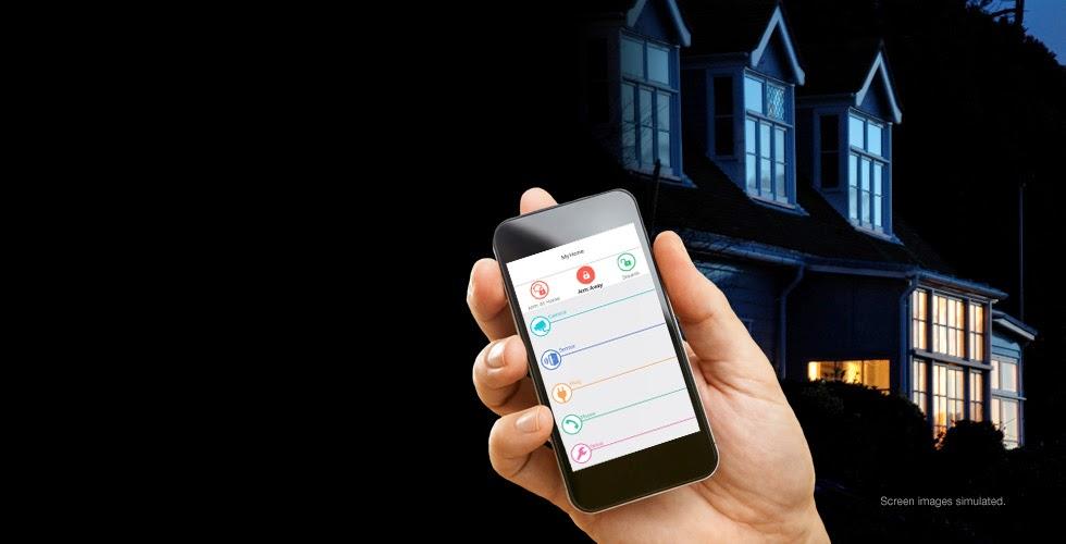 Kit Panasonic - Sua Casa Mais Segura de Forma Simples