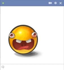 Bouaah emoticon
