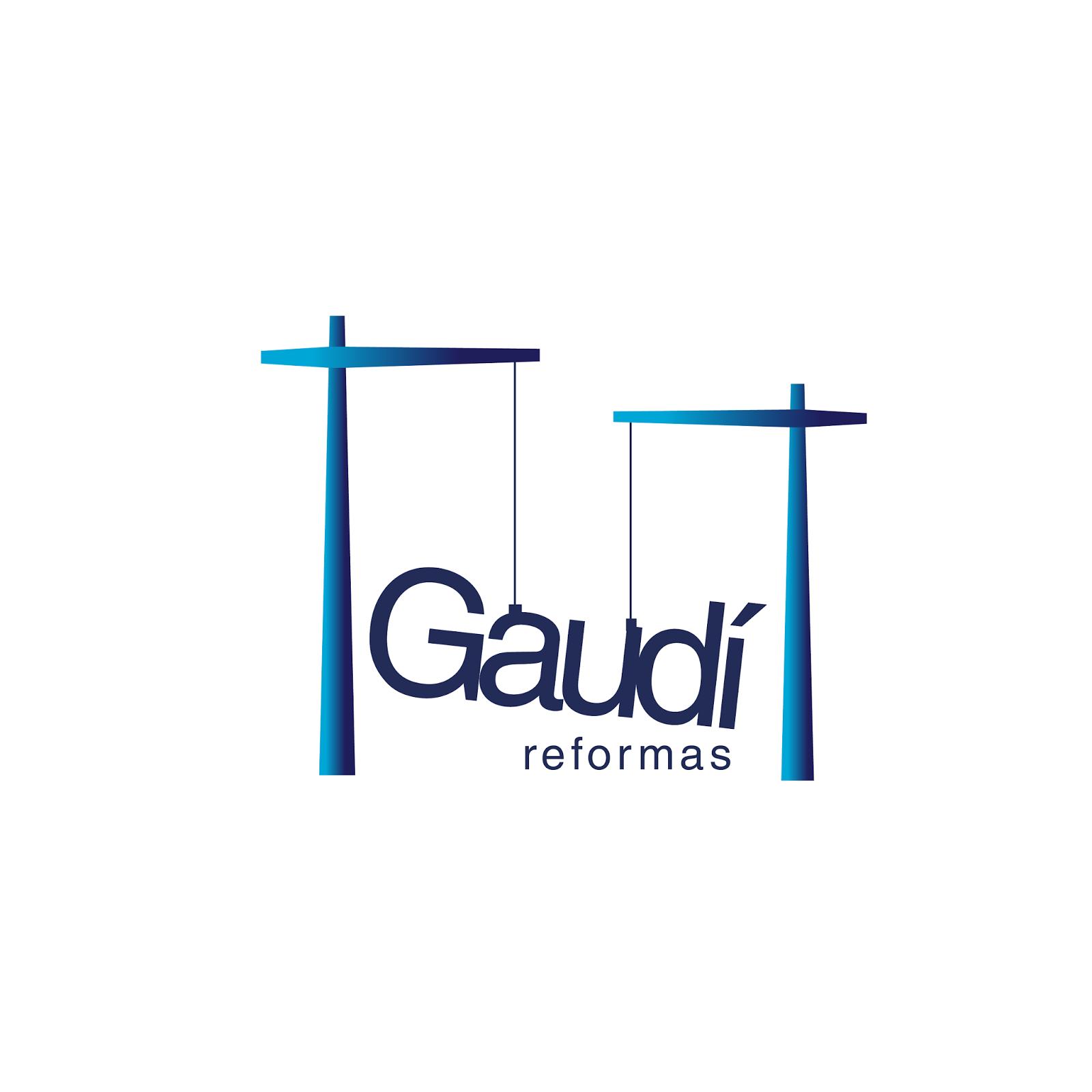 Logotipo Gaudí reformas