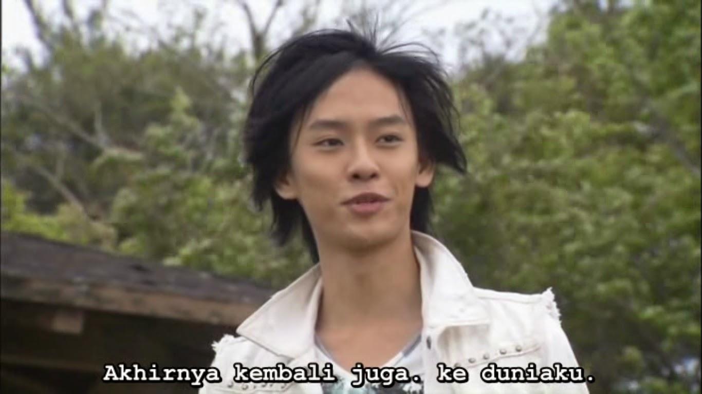 Kamen Rider Decade Episode 22 Subtitle Indonesia - Henshin