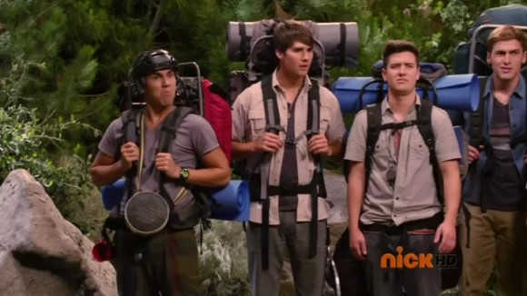 Looks like btr have the old style as the new style for big time rush season 4!