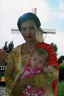 poto mak and putri kecil
