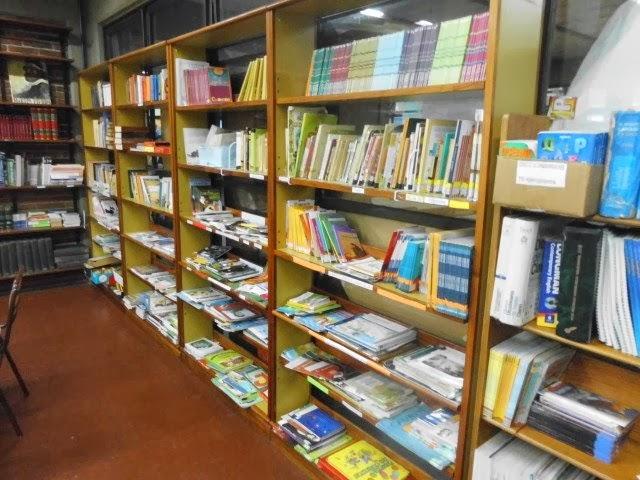 La colección de literatura: