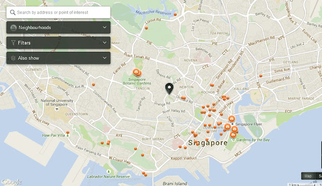 Jeric Salon Singapore Map,Map of Jeric Salon Singapore,Tourist Attractions in Singapore,Things to do in Singapore,Jeric Salon Singapore accommodation destinations attractions hotels map reviews photos pictures