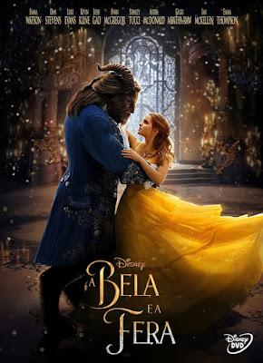 Filme Poster A Bela e a Fera
