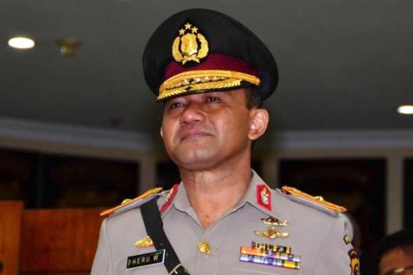 Brigjen Heru Winarko. Kotabumi Lampung Utara